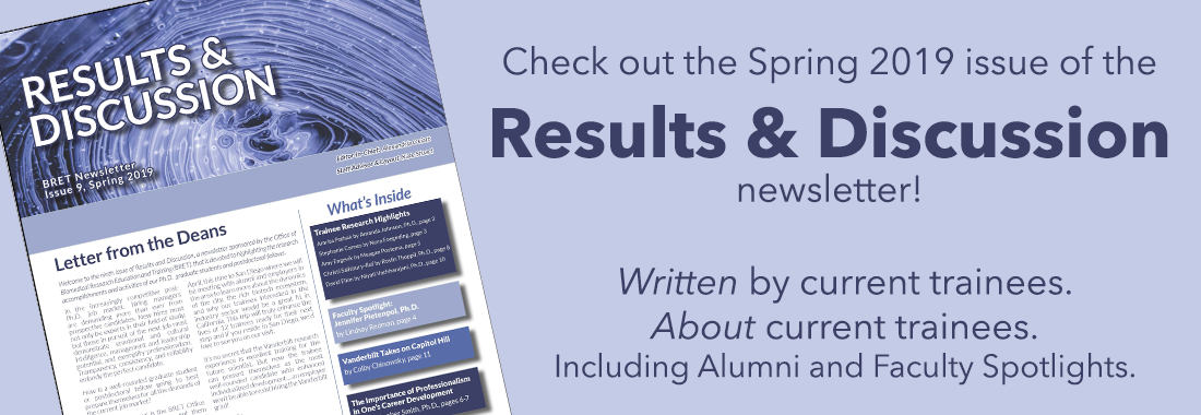 Results and Discussion Newsletter