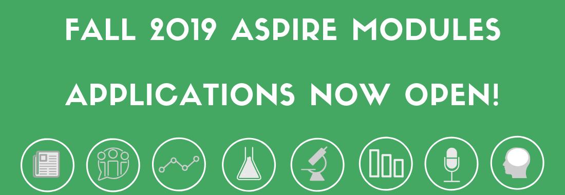 ASPIRE Modules