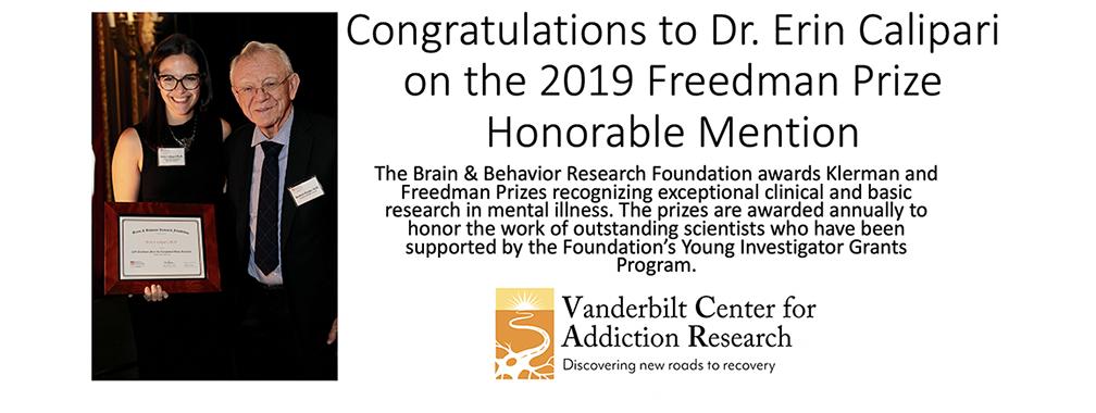 Erin-Freedman Prize