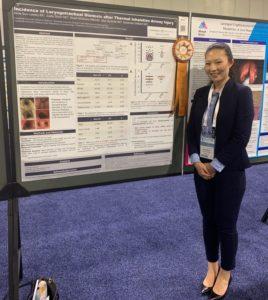 2018-19 Med Scholar Anne Sun in Atlanta