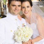 Jenny Held, M.D., '14, and her husband Kevin Held