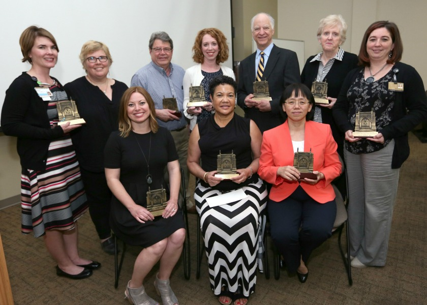 2017 VUSN Faculty, Staff Award Winners