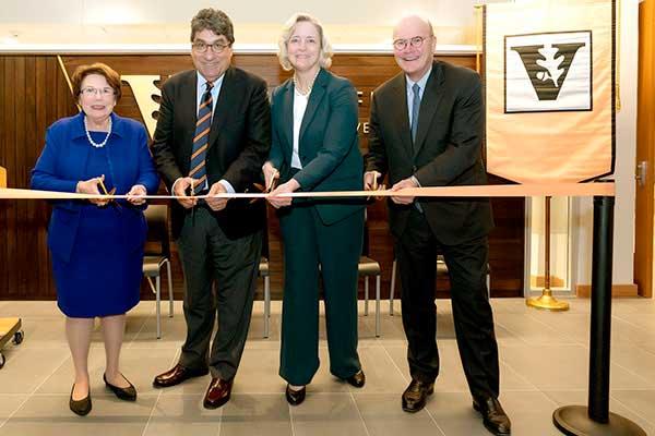 Vanderbilt School of Nursing opens $23.6 million building expansion
