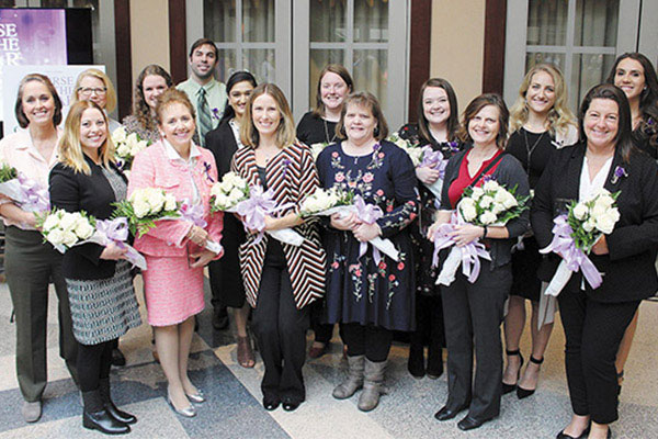 VUSN faculty and alumni named March of Dimes Nurses of the Year