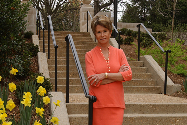 Celebration of former School of Nursing dean Colleen Conway-Welch set for Nov. 12