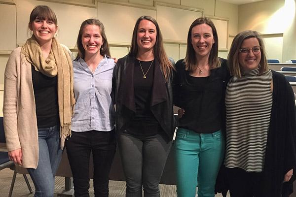 VUSN student-organized trauma workshop draws international participants