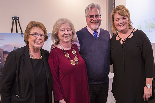Vanderbilt School of Nursing honors 2017 Alumni Award recipients
