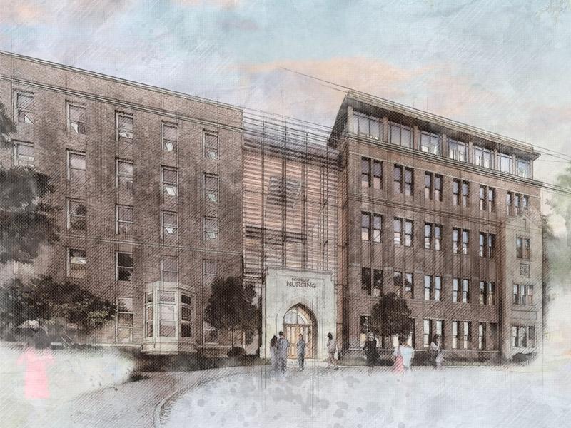 New building expansion planned for Vanderbilt School of Nursing