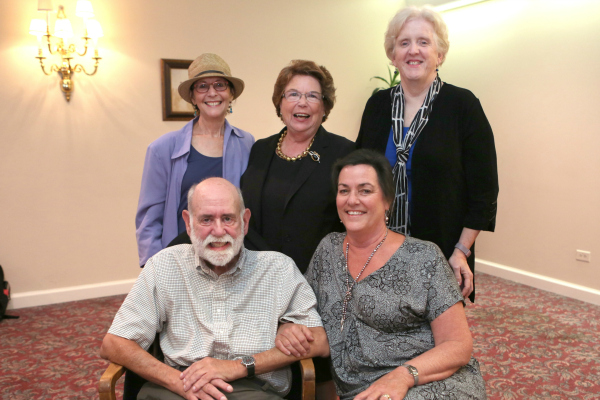 Retiring School of Nursing faculty lauded for commitment, change and engagement