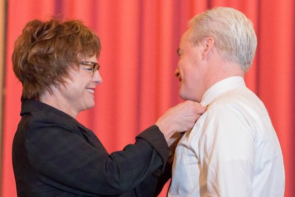 School of Nursing holds December pinning and awards