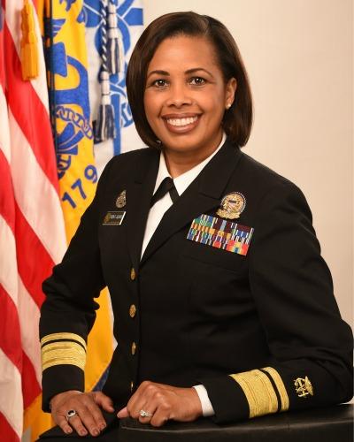 Deputy Surgeon General Sylvia Trent-Adams