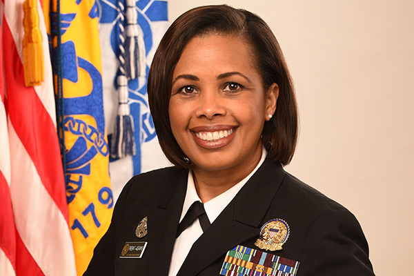 U.S. Deputy Surgeon General lecture at 3 p.m. today