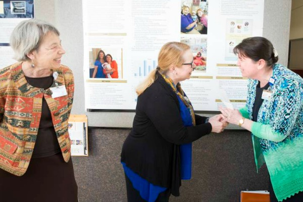 Nursing research efforts highlighted at annual poster day