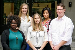 PhD group shot - August 2016