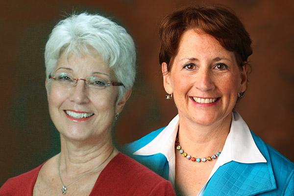 Adams, Wolgast elected fellows of American Academy of Nursing