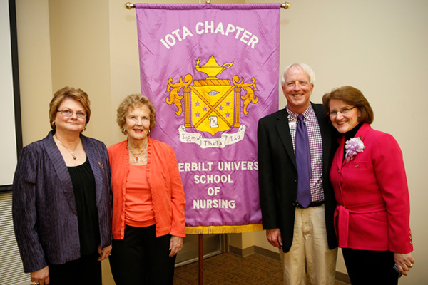 Nursing society chapter celebrates 60th anniversary