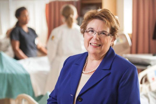 Fast Forward: Dean Linda Norman