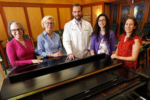 Volunteers needed for pilot study regarding music's effect on ICU patients
