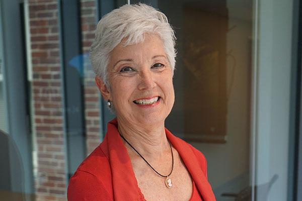 Professor Susie Adams named Psychiatric Nurse of the Year