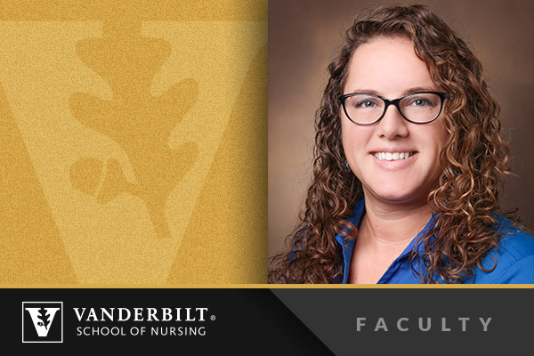 VUSN Assistant Professor, Leanne Boehm, announced as a recipient of the AACN Impact Research Grant