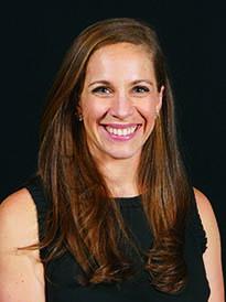 Headshot of Sara Gast