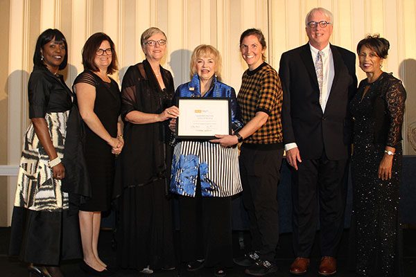 School of Nursing designated Center of Excellence (News Around the School)