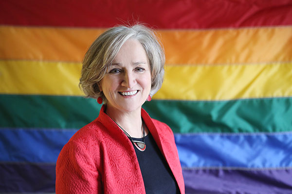 LGBTQ and addiction expert to present VUSN Dean's Diversity Lecture Jan. 14