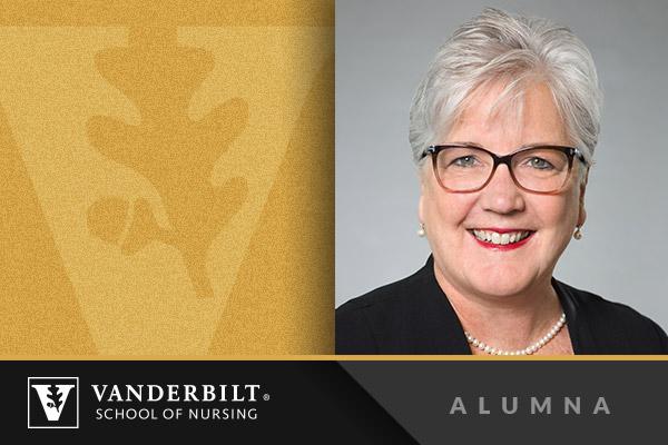 Jane Mericle, DNP'20, is named School of Nursing Founder's Medalist