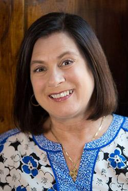 UTKnoxville professor Carole Myers headshot