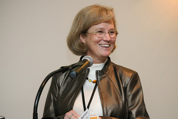 Former faculty, alumna and trailblazer Sara Hutchinson Hampshire remembered