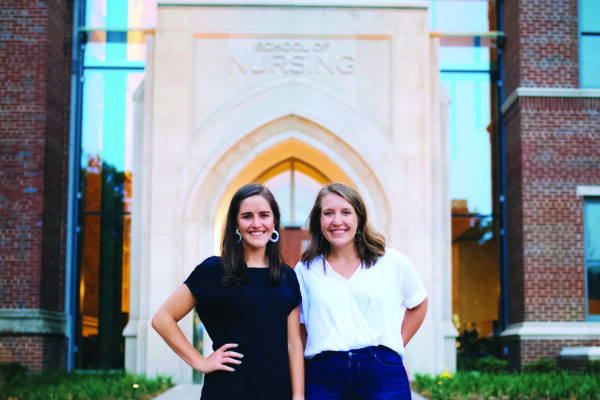 Two Millennial Students Couldn't Find Health Care Providers. So They Created an App for That.