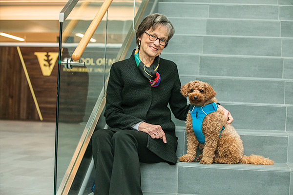 News Around the School: Mary Jo Gilmer named to International Nurse Researcher Hall of Fame