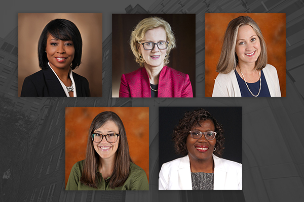 Recent promotions for VUSN faculty