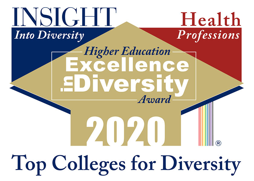 Logo for the 2020 Insight into Diversity Award