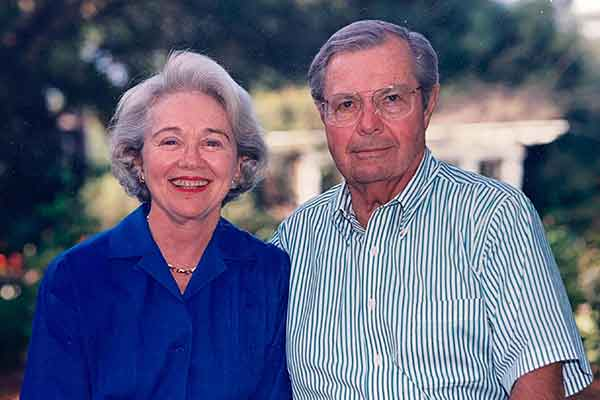 Godchaux family's legacy continues with $6.6 million in gifts to the School of Nursing