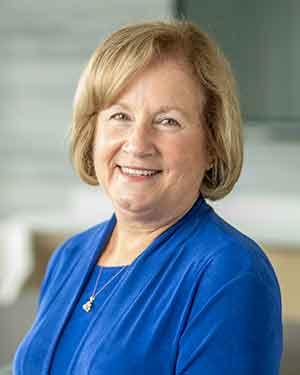 Julie Barroso, the new Julia Eleanor Blair Chenault Endowed Chair of Nursing