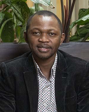 James Muchira headshot