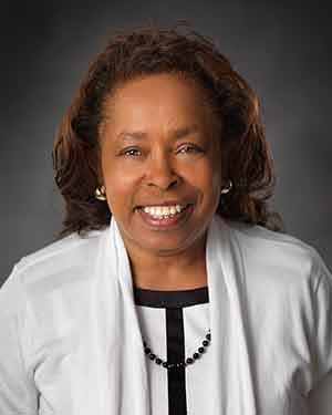 Dr. Mary Lambert headshot