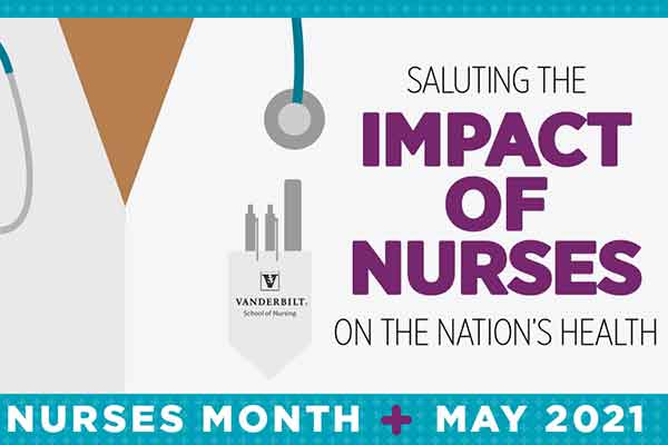 Saluting the Impact of Nurses on the Nation's Health During Nurses Month