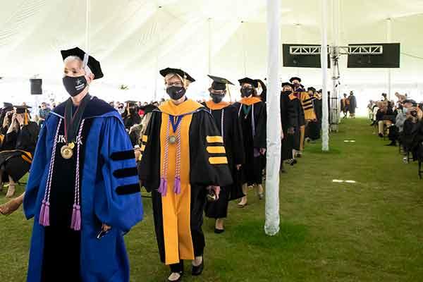 Vanderbilt University confers emerita status on five School of Nursing faculty; Dean Norman named dean emerita