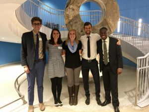 Three Vanderbilt teams and seven MBA students advanced to the Hult regional finals.