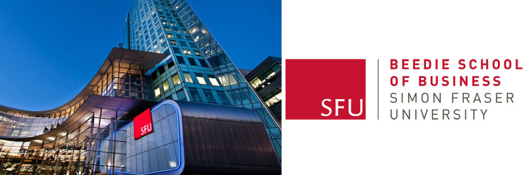 Global Executive MBA Americas partner school, SFU.