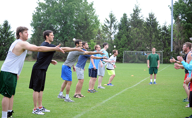 Vanderbilt MBA students love sports both, professional and recreational.