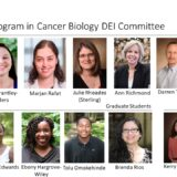 Cancer Biology Diversity Equity and Inclusion Committee update 3.17.21