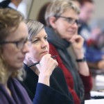 A recent course on leadership drew arts executives from around the country.