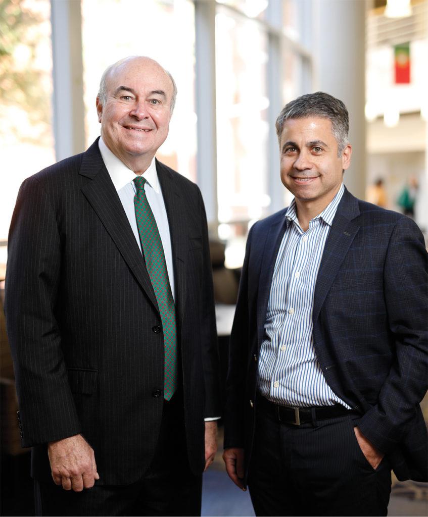 The ties that bind | Vanderbilt Business