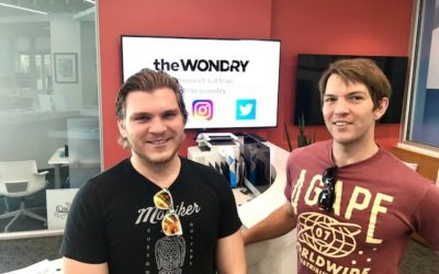 Entrepreneurial brothers open music-industry access through Wond'ry advising