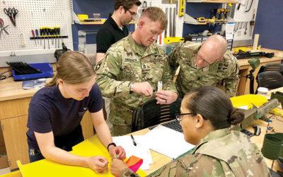 3rd Brigade Combat Team: Rak Solid engineers design 3-D parts