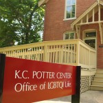 KC Potter Center Entrance