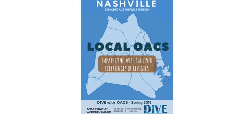 Local OACS DIVE: Refugee Resettlement Update